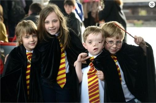 Harry Potter BlogHogwarts Niños Enfermos en Hogwarts 05