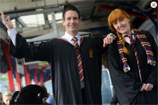 Harry Potter BlogHogwarts Niños Enfermos en Hogwarts 06