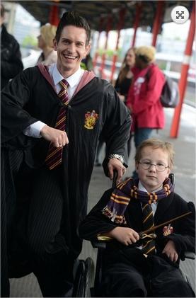 Harry Potter BlogHogwarts Niños Enfermos en Hogwarts 07