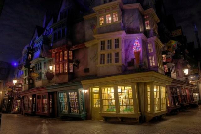 Harry Potter BlogHogwarts Callejon Diagon Orlando (1)