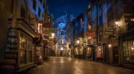 Los muggles podrán visitar el callejón Diagon este Halloween