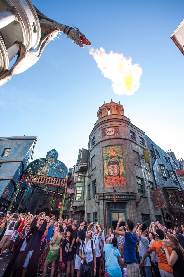 Harry Potter BlogHogwarts Apertura Callejon Diagon (7)