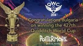 Bulgaria Gana la Copa Mundial de Quidditch y JKR Revela Nuevos Datos del Ejército de Dumbledore!