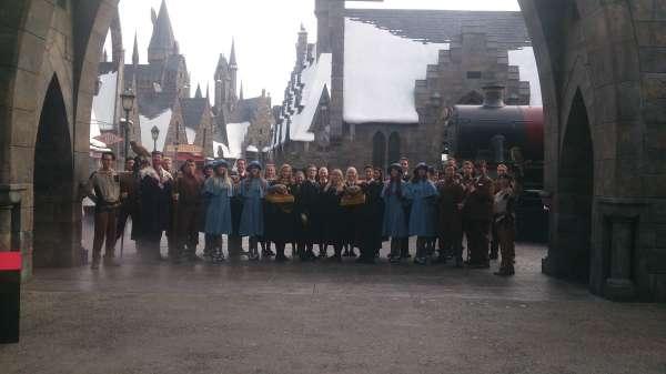 Harry Potter BlogHogwarts Inauguracion Parque Japon Tom Felton Evanna Lynch (5)
