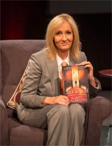 JK Rowling Planea Escribir más de 7 Novelas de Cormoran Strike