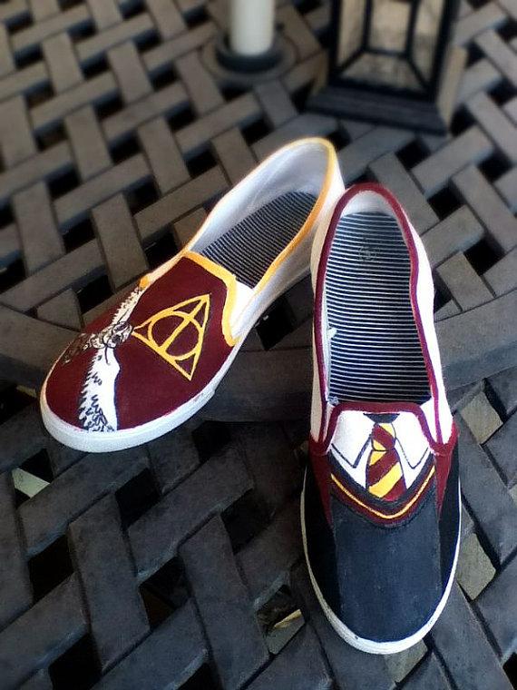 Harry Potter BlogHogwarts Zapatos de Harry Potter (16)