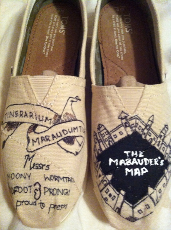 Harry Potter BlogHogwarts Zapatos de Harry Potter (29)
