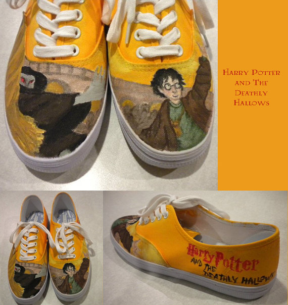 Harry Potter BlogHogwarts Zapatos de Harry Potter (3)