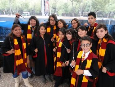 """""""Harry Potter"""" El Fandom Más Votado en los Premios mtvU Fandom"""