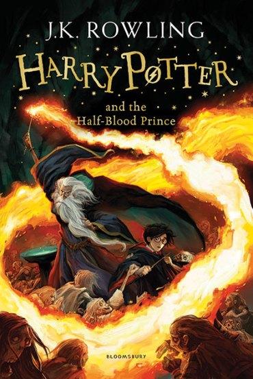 Bloomsbury Revela Nuevas Portadas de Harry Potter