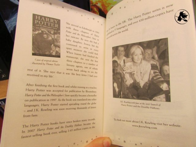 Harry Potter BlogHogwarts Bloomsbury Pottermore (9)