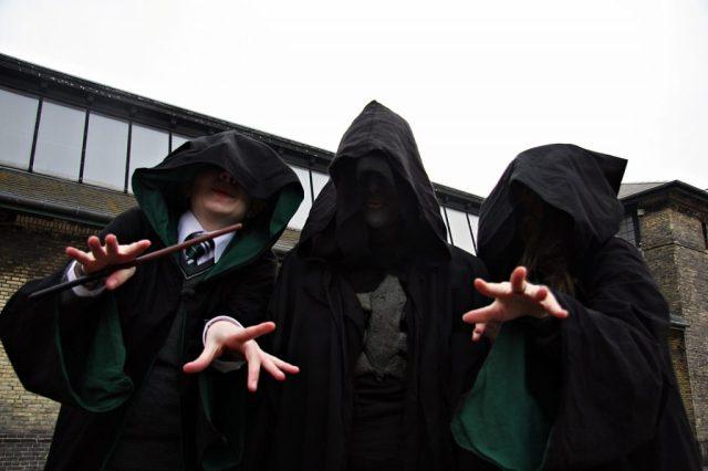 Harry Potter BlogHogwarts Cosplay Disfraz Halloween (21)