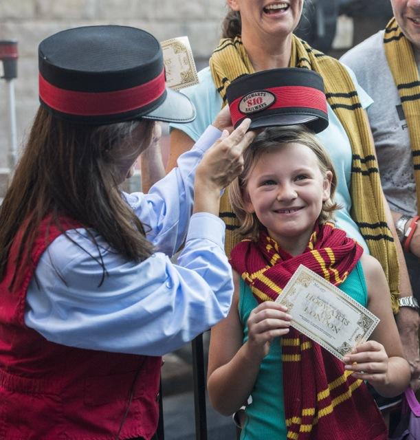 Harry Potter BlogHogwarts Expreso de Hogwarts Un Millon Pasajeros (3)