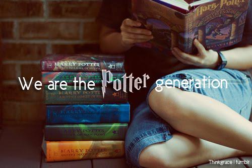Harry Potter BlogHogwarts Generacion