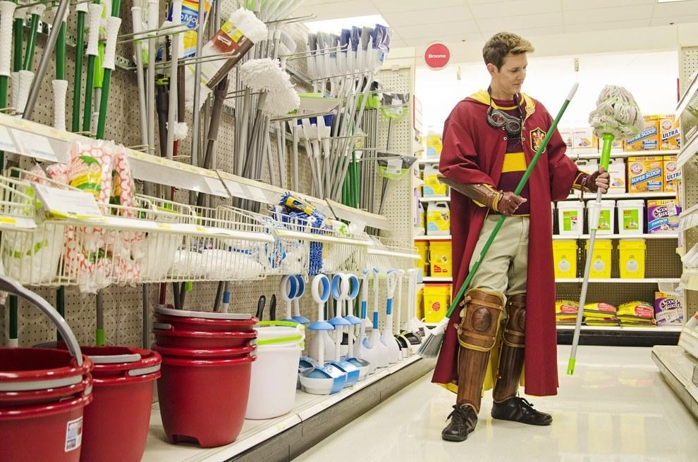 Harry Potter BlogHogwarts Jugador de Quidditch de Compras