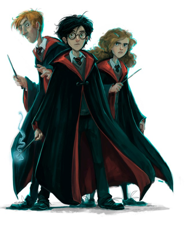 Harry Potter BlogHogwarts Nueva Portada Jonny Duddle (4)