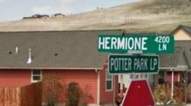 Nuevo Vecindario de Montana tiene Calles con Nombres de la Saga de Harry Potter