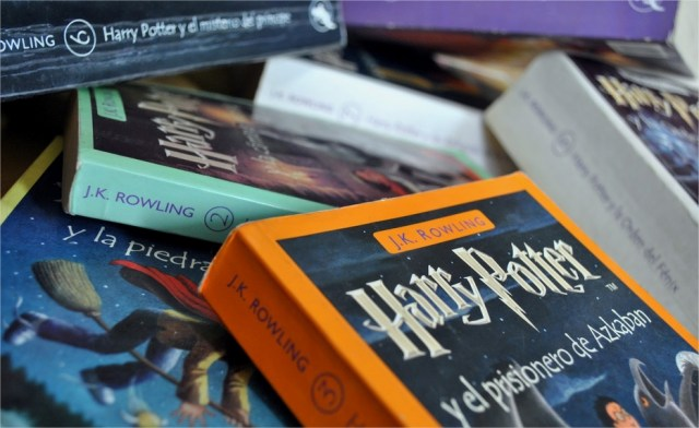 Harry Potter BlogHogwarts Libros de Harry Potter