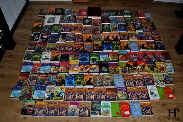 Harry Potter BlogHogwarts Libros en todos los Idiomas