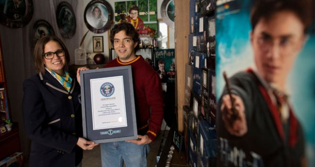 Harry Potter BlogHogwarts Record Guinness Mexicano (1)