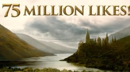 "Video: Página de Harry Potter en Facebook Supera los 75 Millones de ""Likes"""