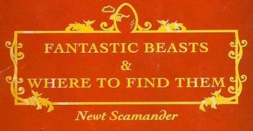 JKR Revela Primera Pista del Argumento de 'Animales Fantásticos y dónde Encontrarlos'