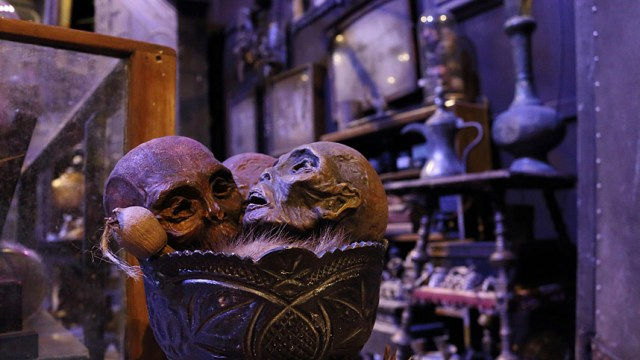 Harry Potter BlogHogwarts Artes Oscuras Tour Londres (8)