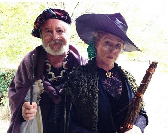 Harry Potter BlogHogwarts Disfraz Alternativo Halloween 21