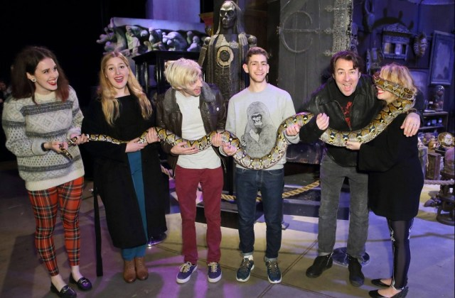Harry Potter BlogHogwarts Tour Londres Artes Oscuras (12)