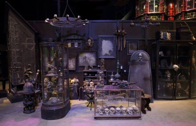 Harry Potter BlogHogwarts Tour Londres Artes Oscuras (17)
