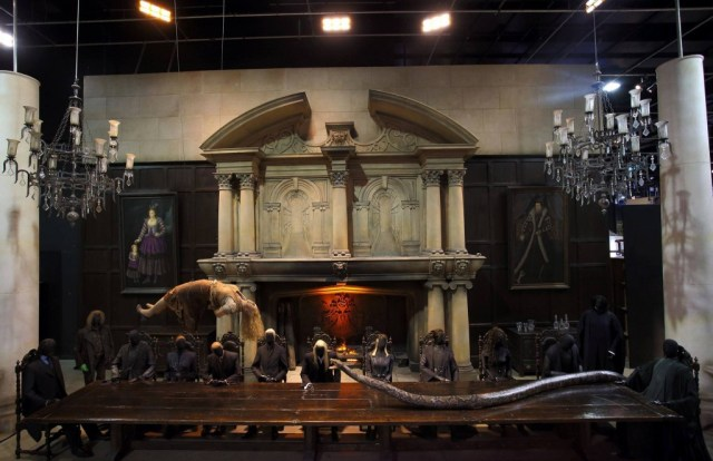 Harry Potter BlogHogwarts Tour Londres Artes Oscuras (19)