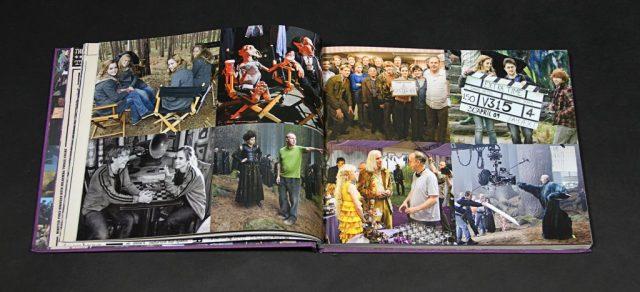 Hary Potter BlogHogwarts Libro de Producción (4)