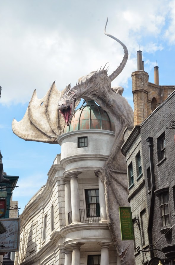 Dragón Gringotts
