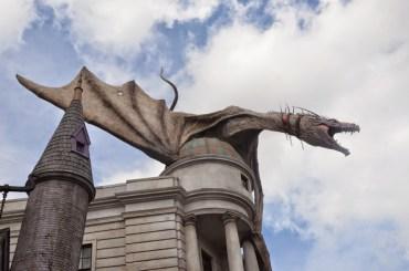 Fotografías Exclusivas del Parque Temático de Harry Potter