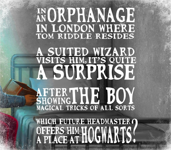 Harry Potter BlogHogwarts Acertijo
