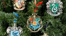 32 Ideas para Decorar tu Árbol Navideño con Harry Potter!