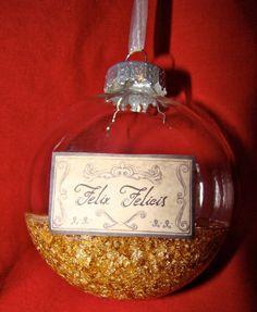 Harry Potter BlogHogwarts Navidad Arbol Ornamento (17)