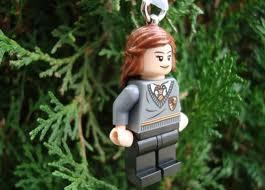 Harry Potter BlogHogwarts Navidad Arbol Ornamento (21)
