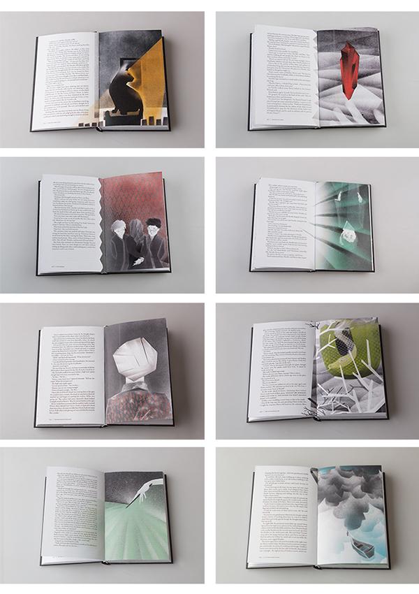 Harry Potter BlogHogwarts Rediseno Portadas Libros (5)