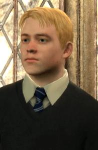 El personaje de Anthony Goldstein en los videojuegos de Harry Potter
