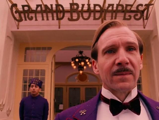Ralph Fiennes - Gran Hotel Budapest