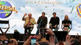 Celebración de Harry Potter en Orlando: Día 1 en 40 Imágenes
