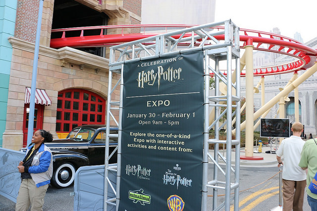 Harry Potter BlogHogwarts Celebracion Orlando 2015 (16)