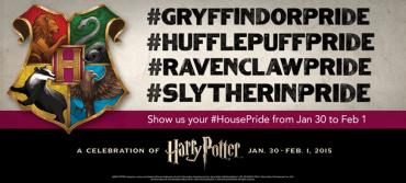 Pottermore Inicia Concurso 'Orgullo de las Casas' en la Celebración de Harry Potter en Orlando