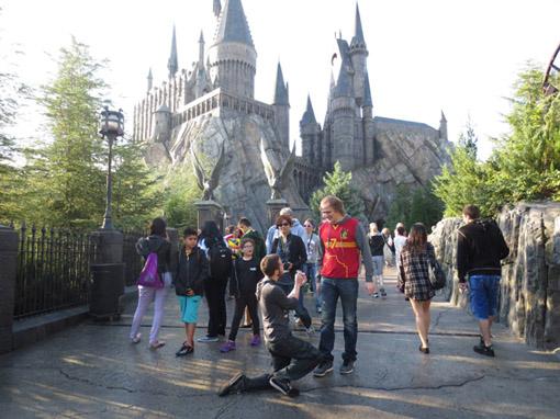 Harry Potter BlogHogwarts Propuesta Matrimonio (1)