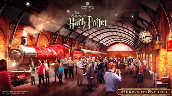 tour expreso hogwarts