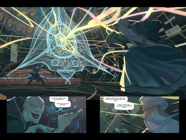 Harry Potter BlogHogwarts Comic (5)