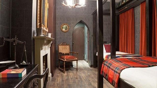 Harry Potter BlogHogwarts Hotel Estilo Harry Potter
