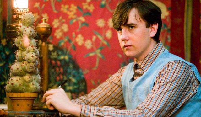Harry Potter BlogHogwarts Neville Longbottom Spin Off