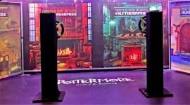 Fotografías en Movimiento de los Fanáticos de Harry Potter en Pabellón de Pottermore